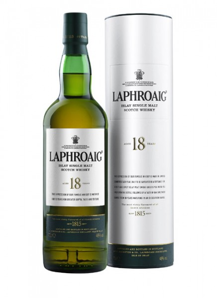 Laphroaig 18 Years 0,7 L