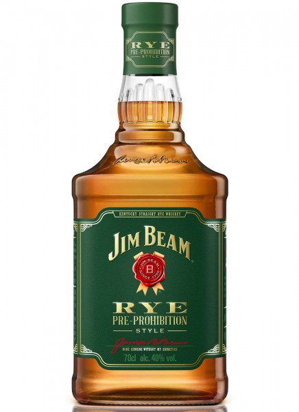 Jim Beam Rye Whiskey 0,7 L