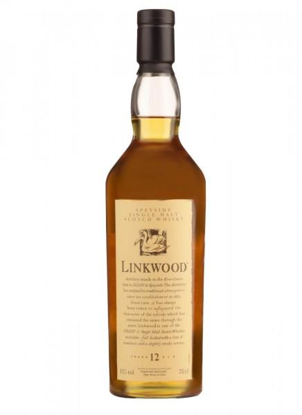 Linkwood 12 Jahre Flora & Fauna Whisky 0,7 L