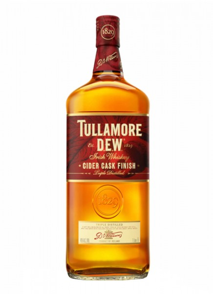 Tullamore Dew Cider Cask Finish 1 L