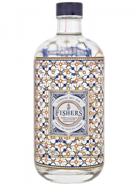Fishers London Dry Gin 0,5 L