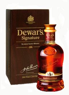 Dewar's Signature Blended Scotch Whisky 0,7 L