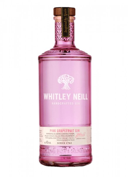 Whitley Neill Pink Grapefruit Gin 0,7 L