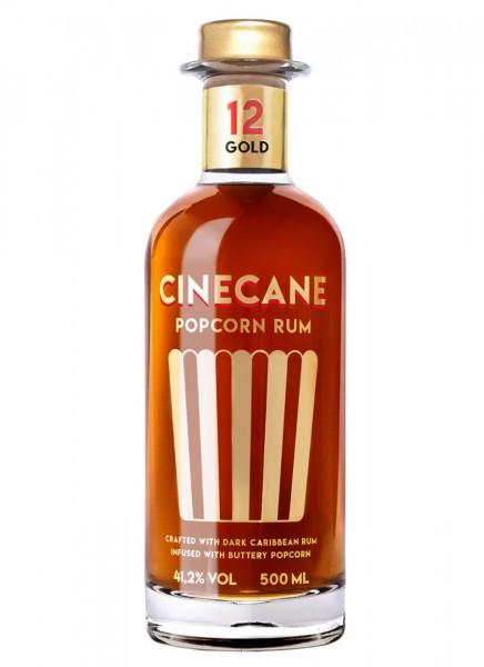 Cinecane Popcorn Rum Gold 0,5 L