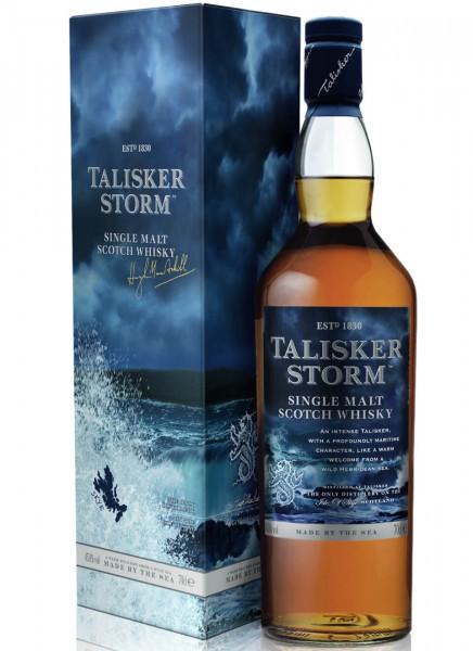 Talisker Storm Single Malt Scotch Whisky 0,7 L