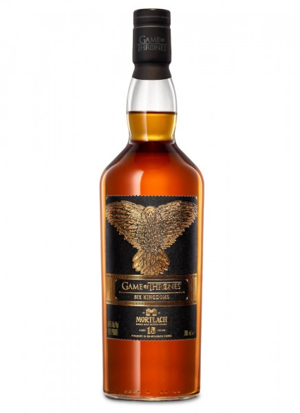 Mortlach 15 Jahre Game of Thrones Six Kingdoms Whisky 0,7 L