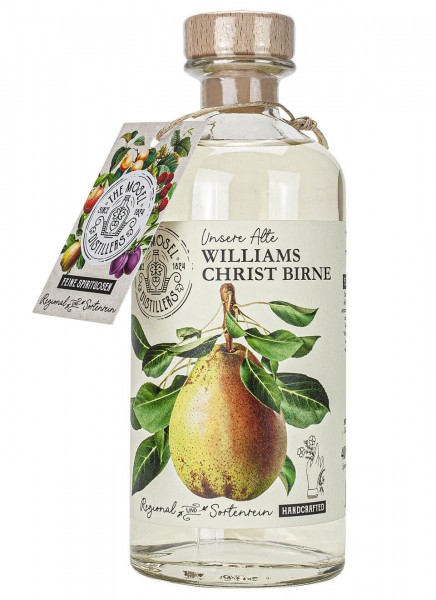 The Mosel Distillers Williams Christ Birne 0,5 L