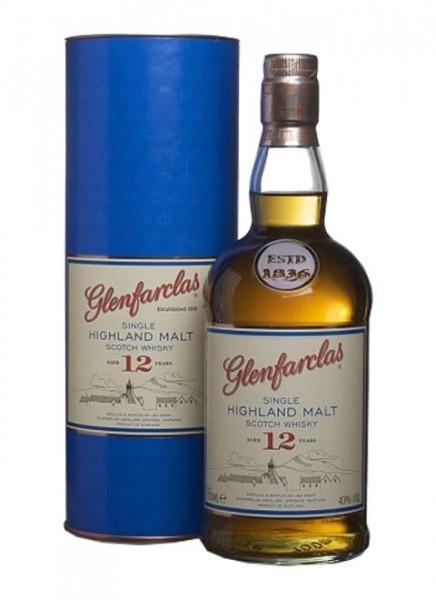 Glenfarclas 12 Years Whisky 0,7 L