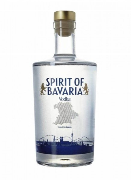 Spirit of Bavaria Vodka 0,7 L