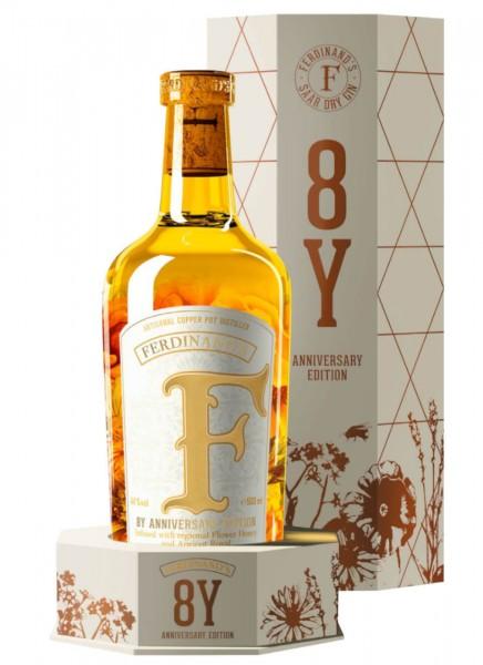 Ferdinands 8 Jahre Anniversary Edition Saar Dry Gin 0,5 L