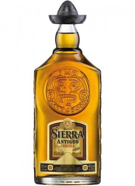 Sierra Antiguo Anejo Tequila 0,7 L