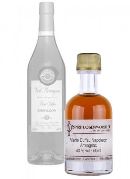 Marie Duffau Napoleon Armagnac Tastingminiatur 0,05 L