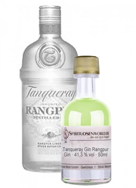 Tanqueray Rangpur Gin Tastingminiatur 0,05 L