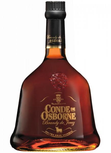 Conde de Osborne Solera Gran Reserva Brandy 0,7 L