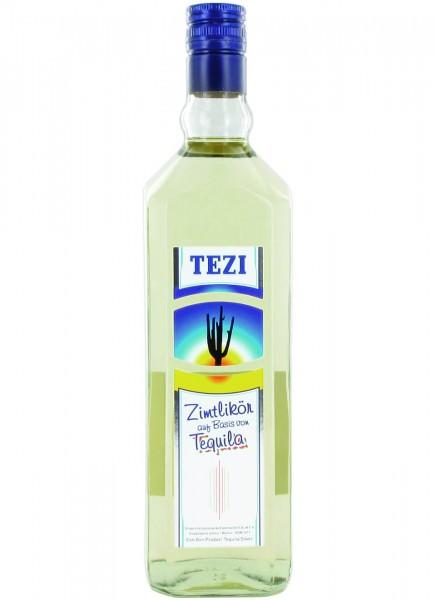 TEZI Zimtlikör-Tequila 1 L