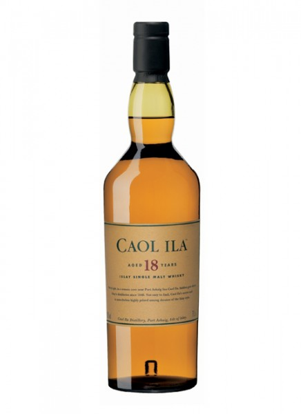 Caol Ila 18 Years Islay Single Malt Scotch Whisky 0,7 L