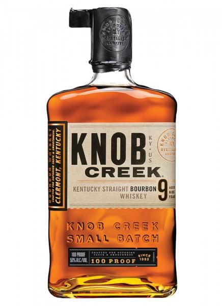 Knob Creek Bourbon Whiskey 0,7 L