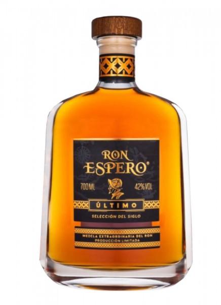 Espero Reserva Extra Ultimo Rum 0,7 L