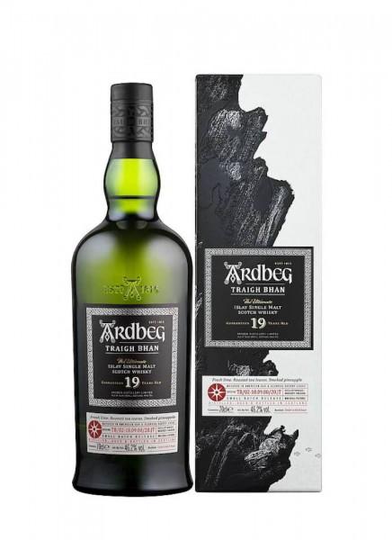 Ardbeg Traigh Bhan 19 Jahre, Batch 2, Islay Single Malt Whisky 0,7 L