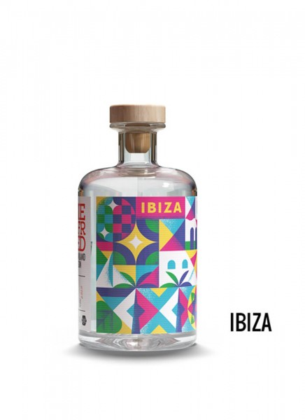 Siegfried Rheinland Dry Gin Ibiza Edition 0,5 L