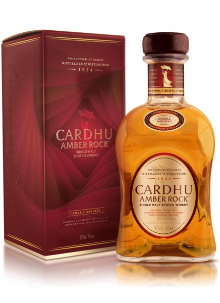 Cardhu Amber Rock Whisky 0,7 L