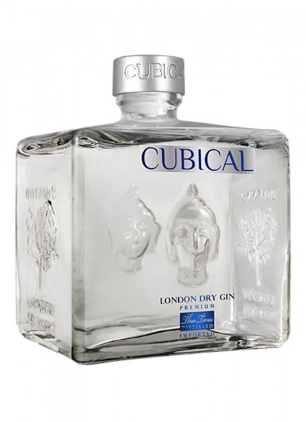 Cubical Premium London Dry Gin 0,7 L