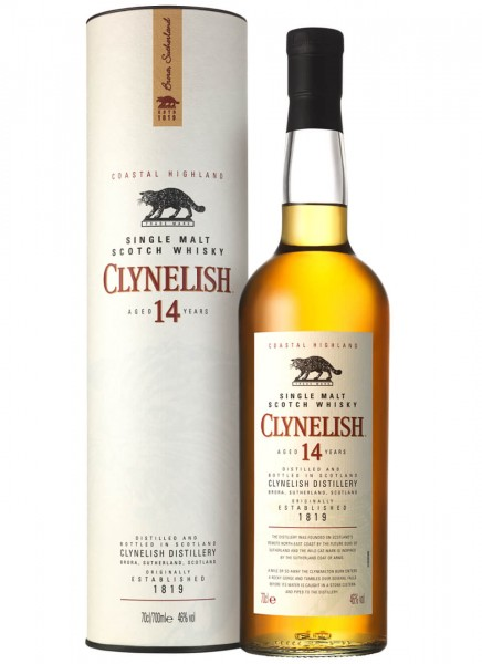 Clynelish 14 Years Whisky 0,7 L