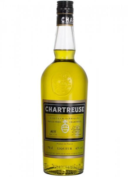 Chartreuse gelb Kräuterlikör 0,7 L