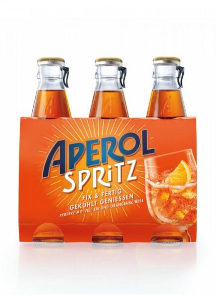 Aperol Spritz - Ready to Enjoy Paket 0,525 L