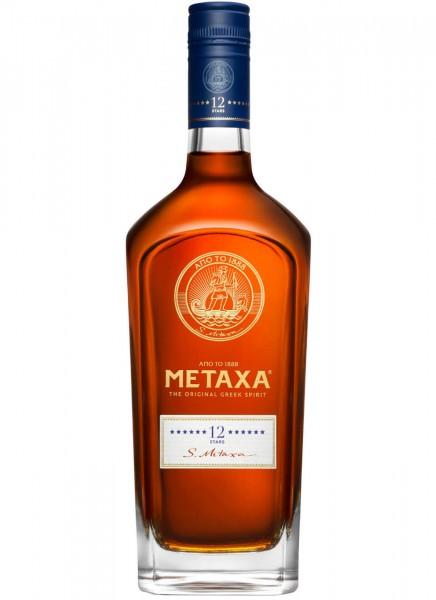 Metaxa 12 Jahre Brandy 0,7 L