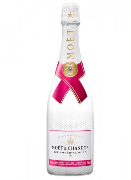 Moët & Chandon Ice Rosé Impérial Champagner 0,75 L
