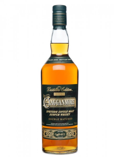 Cragganmore Distillers Edition 2020 Speyside Whisky 0,7 L
