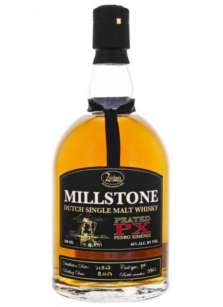Millstone Peated Pedro Ximenez Cask Dutch Whisky 0,7 L