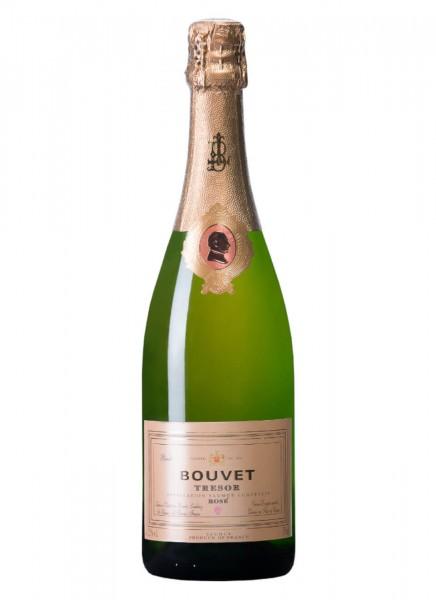 Bouvet Trésor Rosé Crémant 0,75 L