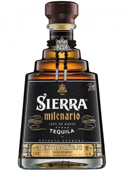 Sierra Milenario Extra Anejo 0,7 L