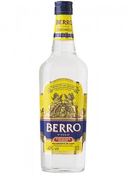 Berro d'Agua Cachaca 0,7 L