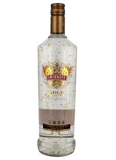Smirnoff Gold Cinnamon Vodka 1 L