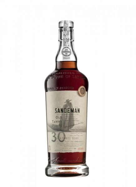 Sandeman Old Tawny Porto 30 Jahre 0,75 L