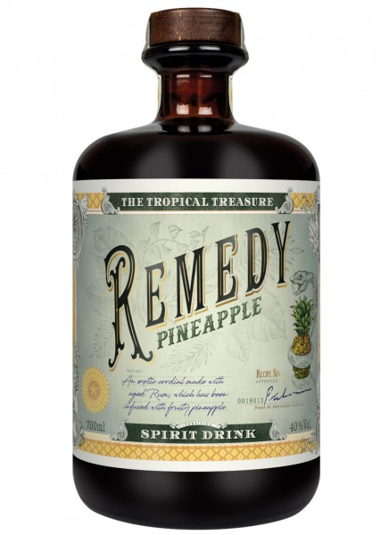 Remedy Pineapple 0,7 L