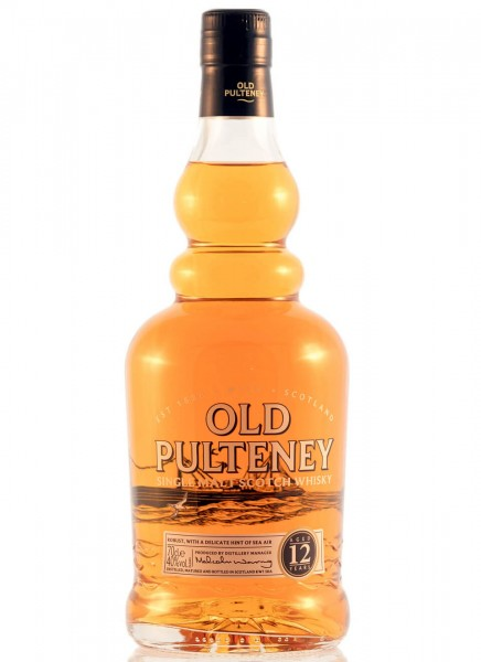 Old Pulteney 12 Years Whisky 0,7 L