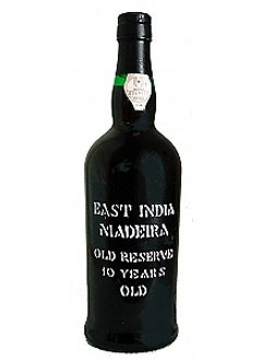 East India Old Reserve 10 Years 0,75 L