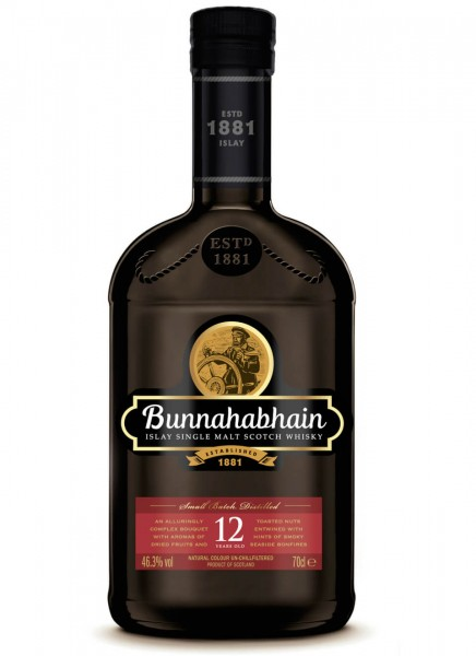 Bunnahabhain 12 Years Islay Single Malt Scotch Whisky 0,7 L