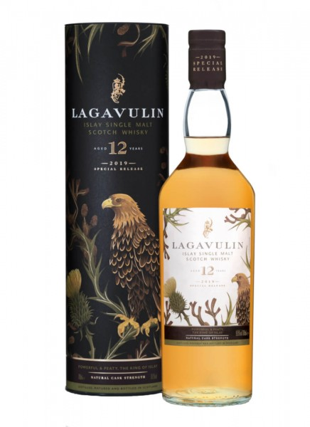 Lagavulin 12 Years Special Release 2019 Islay Whisky 0,7 L