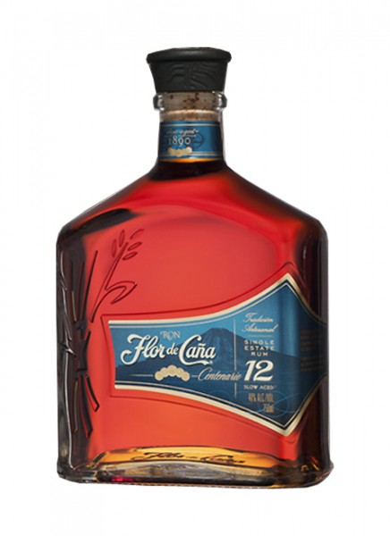 Flor de Cana Centenario 12 Jahre Rum 0,7 L