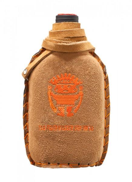Fuegoro Edicion Limitada ORO Rum in Lederflasche 0,35 L