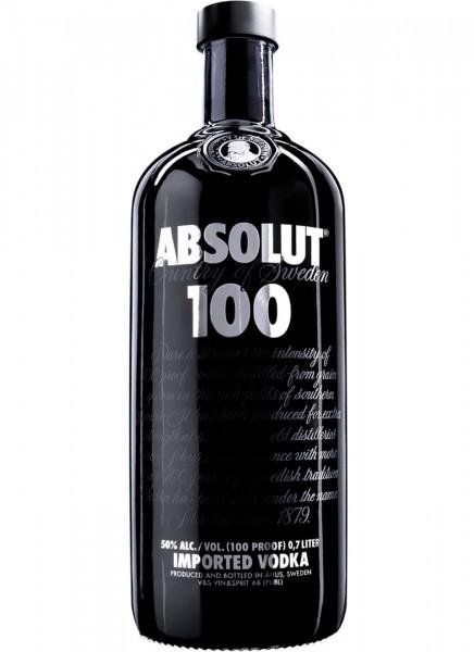 Absolut Vodka 100 0,7 L