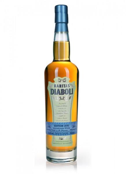 Raritas Diaboli Edition 2015 Whisky 0,7 L