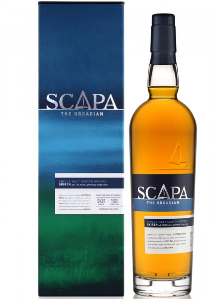 Scapa Skiren Single Malt Whisky 0,7 L