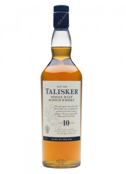Talisker 10 Years Classic Malt Single Malt Scotch Whisky 0,2 L
