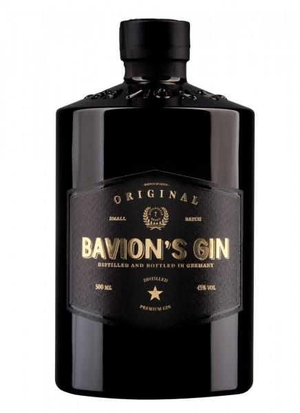 Bavion's Gin Original 0,5 L